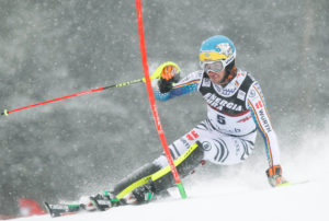 Men's giant slalom race of the Audi FIS Alpine skiing World Cup