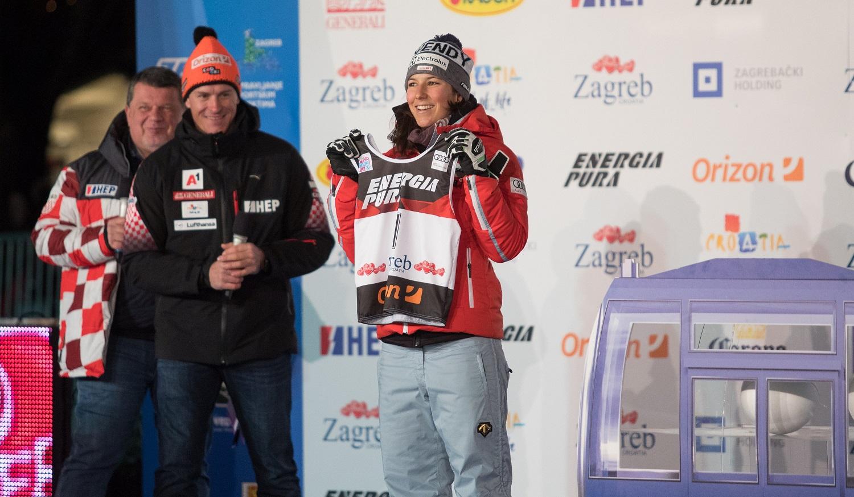 Švicarka Wendy Holdener otvara sljemensku utrku