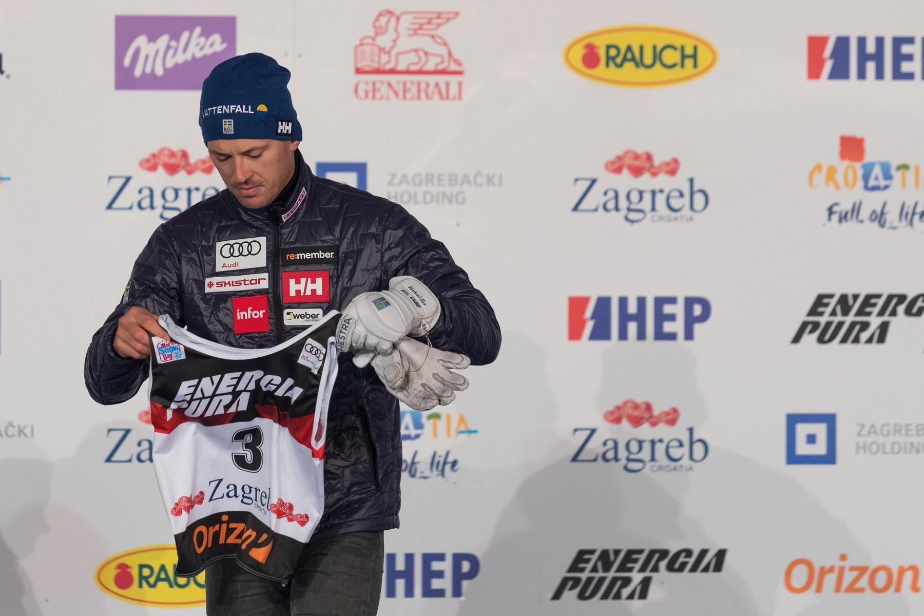 Iskusni švedski skijaš Andre Myhrer izvukao je startni broj tri