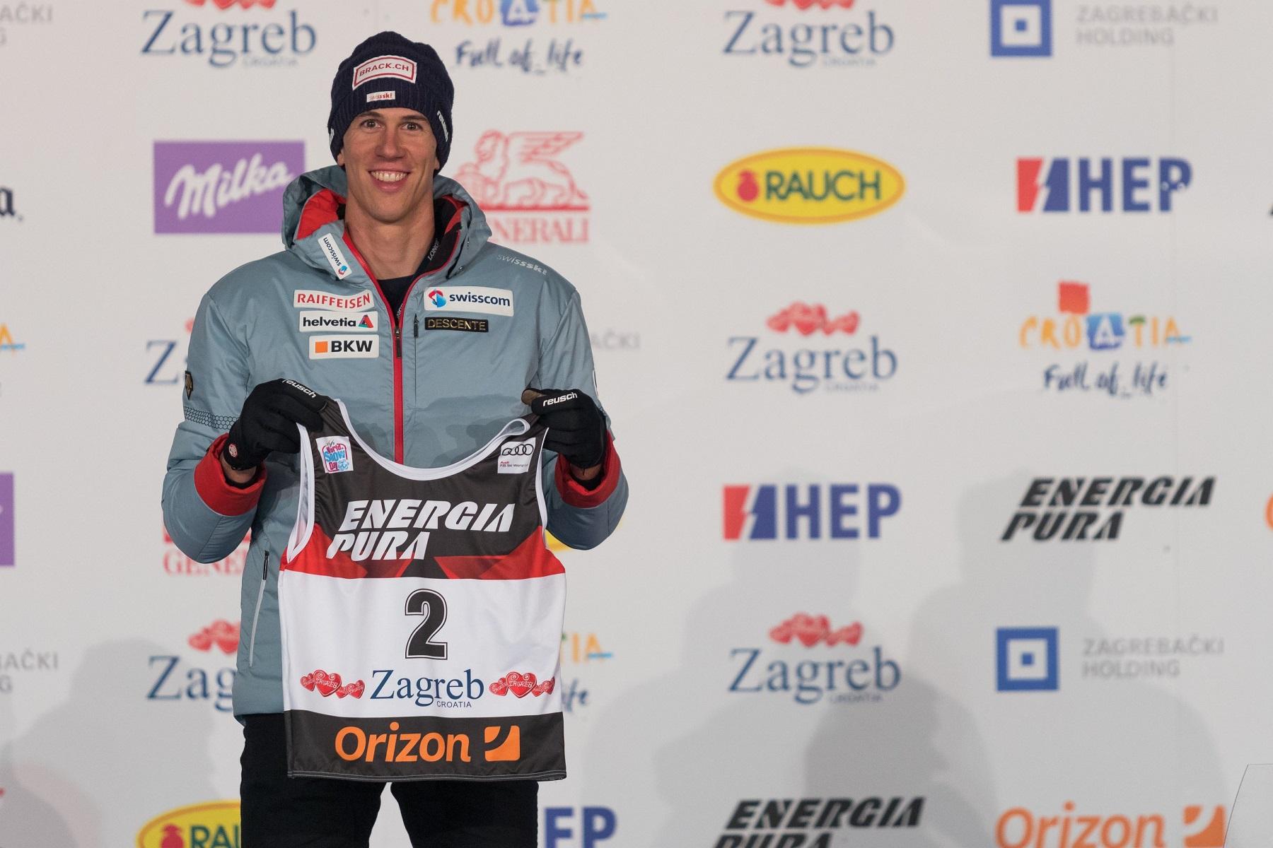 Ramon Zenhäusern izvukao je startni broj dva